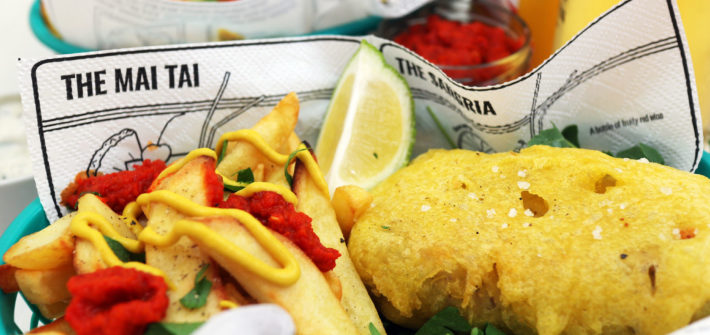 fish and chips vegano ricetta