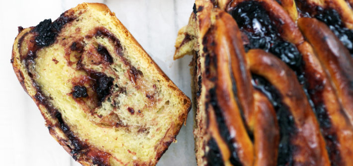 babka vegana ricetta
