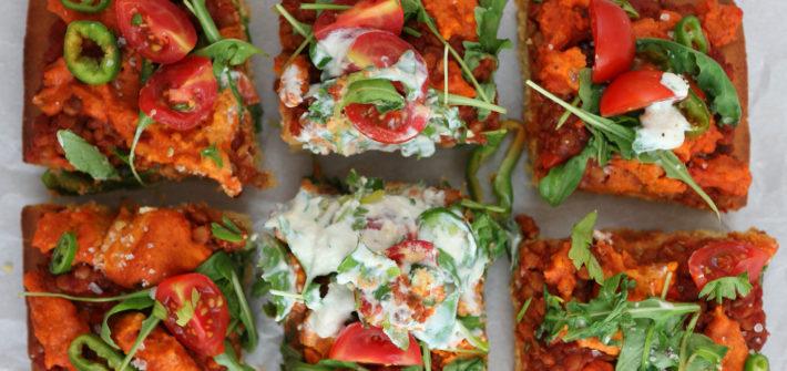 cornbread vegan ricetta