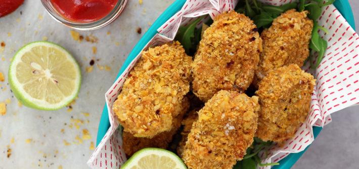 nuggets vegan ricetta
