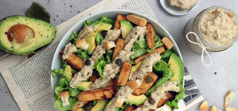 pollo vegano ricetta