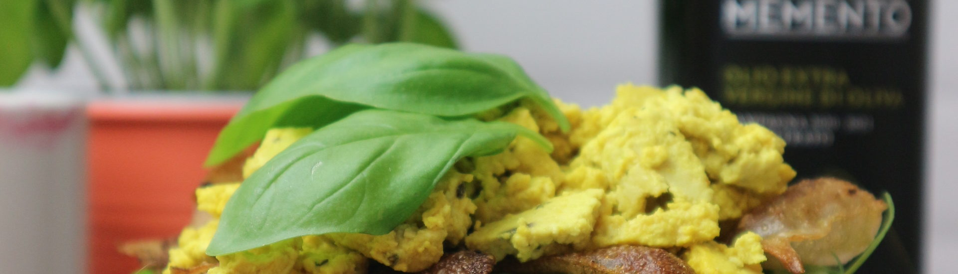 pancake salati vegan senza uova con farina di ceci